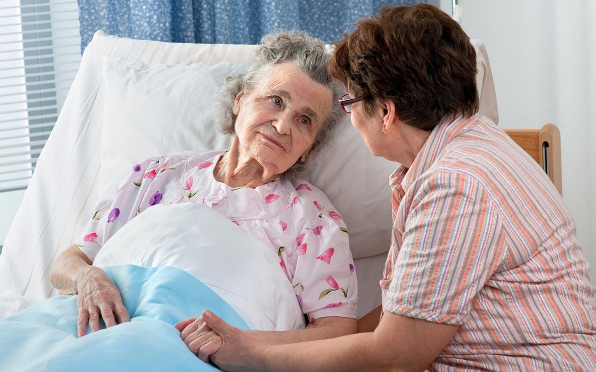 лечение лежачего больного