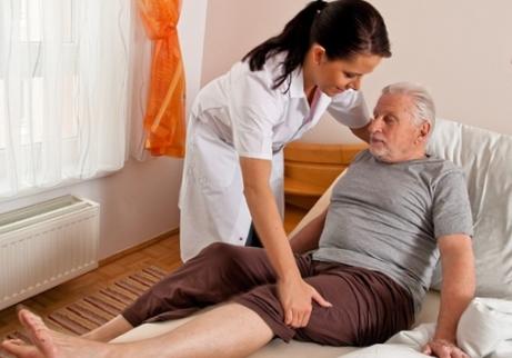 особенности восстановлении пожилых при ОДА