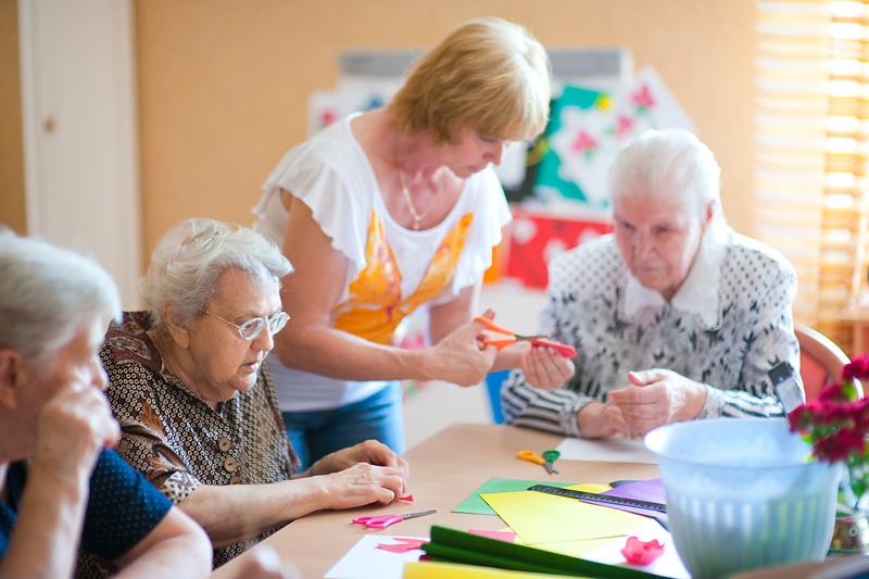 совместные мероприятия престарелых
