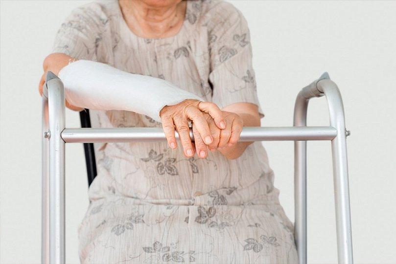 переломы в пожилом возрасте